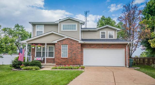 5501 Hennessey Court, St Louis, MO 63139 (#19047487) :: Holden Realty Group - RE/MAX Preferred