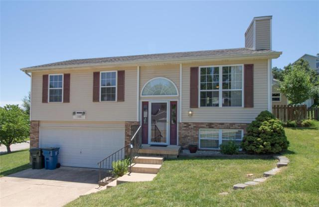1322 Rockwood Forest Drive, Arnold, MO 63010 (#19047502) :: Clarity Street Realty