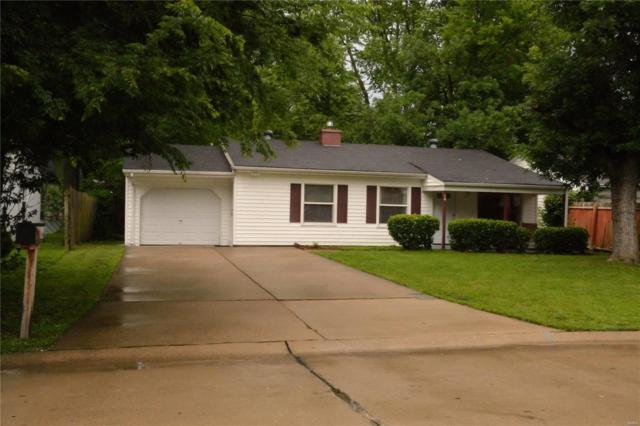 14 Jamestown, Saint Peters, MO 63376 (#19047518) :: Holden Realty Group - RE/MAX Preferred