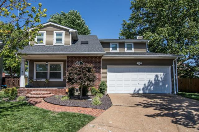 5500 Hennessey, St Louis, MO 63139 (#19047519) :: Holden Realty Group - RE/MAX Preferred