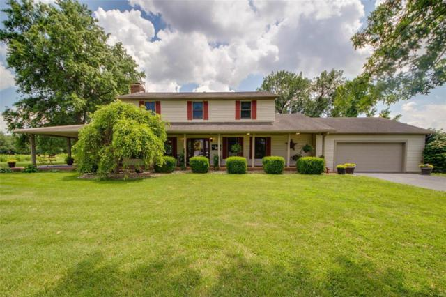 5022 Indian Hills Drive, Edwardsville, IL 62025 (#19047524) :: Clarity Street Realty