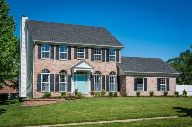127 Lucerne Crossing Court, Ballwin, MO 63011 (#19047583) :: Clarity Street Realty