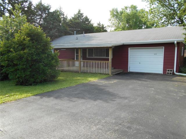 525 Fern Drive, Belleville, IL 62223 (#19047598) :: Clarity Street Realty