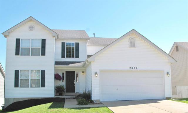 2826 Mallard Court, Imperial, MO 63052 (#19047606) :: The Becky O'Neill Power Home Selling Team