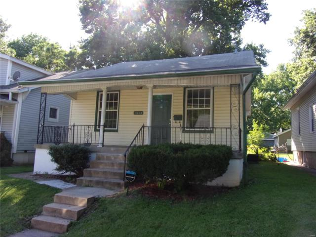 5421 S 37th, St Louis, MO 63116 (#19047632) :: Clarity Street Realty