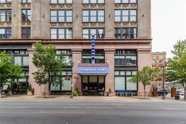 1113 Washington Avenue #306, St Louis, MO 63101 (#19047679) :: Holden Realty Group - RE/MAX Preferred