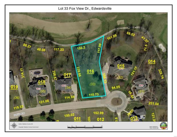 0 Fox View Drive, Edwardsville, IL 62025 (#19047683) :: Clarity Street Realty
