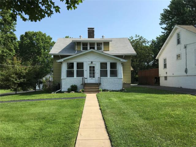 223 Chestnut Avenue, Webster Groves, MO 63119 (#19047696) :: Clarity Street Realty