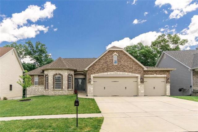 1274 Spring Lilly Drive, High Ridge, MO 63049 (#19047743) :: Clarity Street Realty