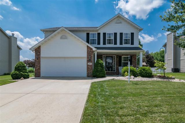108 Sugar Oak Court, Edwardsville, IL 62025 (#19047745) :: The Becky O'Neill Power Home Selling Team