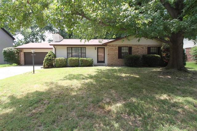 121 Turnbridge Drive, Swansea, IL 62226 (#19047798) :: Holden Realty Group - RE/MAX Preferred
