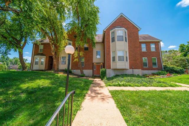 2606 Park Avenue C2, St Louis, MO 63104 (#19047821) :: The Kathy Helbig Group