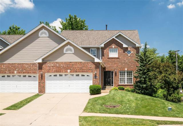 1293 Castle Gate Villas Drive, Olivette, MO 63132 (#19048072) :: Peter Lu Team