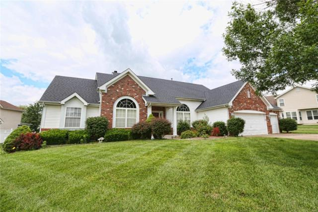 1385 Stockbridge Drive, Dardenne Prairie, MO 63368 (#19048085) :: The Becky O'Neill Power Home Selling Team