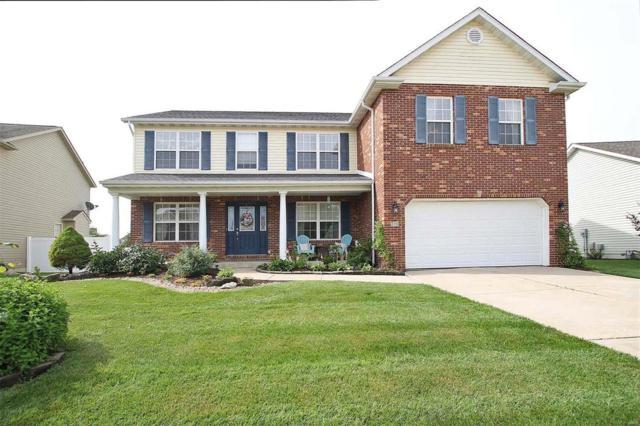756 Bassett Street, O'Fallon, IL 62269 (#19048212) :: Kelly Hager Group | TdD Premier Real Estate
