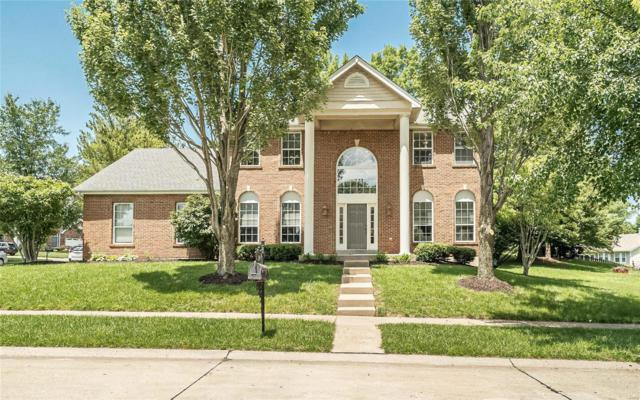 251 Lansbrooke, Chesterfield, MO 63005 (#19048304) :: The Becky O'Neill Power Home Selling Team