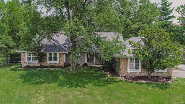 14797 Chesterfield Trails Drive, Chesterfield, MO 63017 (#19048374) :: The Kathy Helbig Group