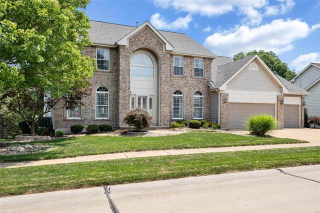 1334 Wellington View Place, Wildwood, MO 63005 (#19048511) :: Peter Lu Team