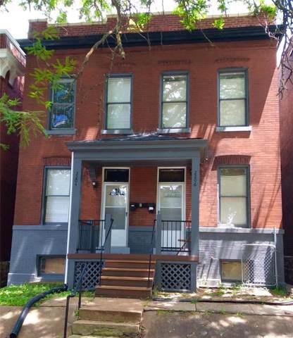 2204 Indiana Avenue, St Louis, MO 63104 (#19048600) :: Walker Real Estate Team