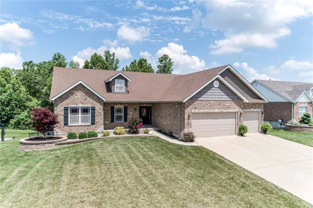563 Wernings Drive, Columbia, IL 62236 (#19048672) :: Fusion Realty, LLC