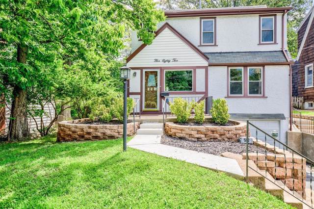582 N Laclede Station Road, Webster Groves, MO 63119 (#19048677) :: Kelly Shaw Team