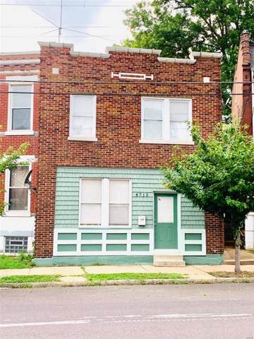 4713 Virginia Avenue, St Louis, MO 63111 (#19048767) :: RE/MAX Professional Realty