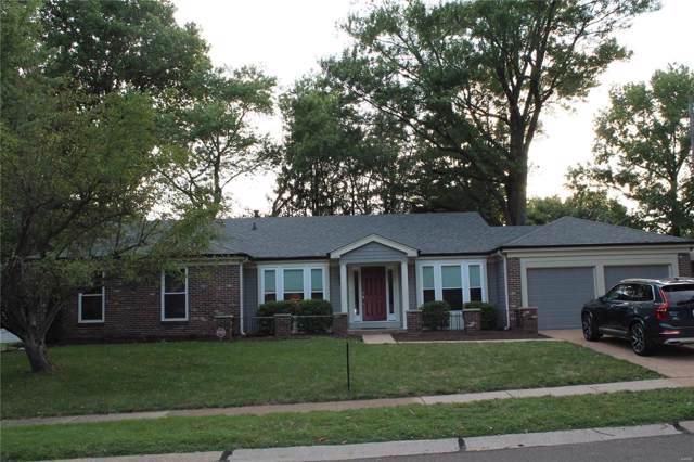 13173 Fourposter Court, St Louis, MO 63146 (#19048846) :: The Kathy Helbig Group