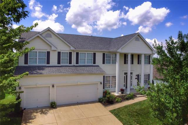 16706 Benton Taylor Drive, Chesterfield, MO 63005 (#19048860) :: Hartmann Realtors Inc.