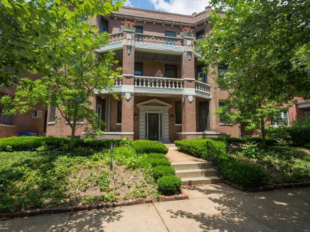3945 Magnolia Avenue 1W, St Louis, MO 63110 (#19048876) :: Holden Realty Group - RE/MAX Preferred