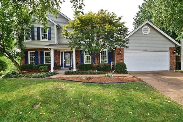 16593 Centerpointe Drive, Grover, MO 63040 (#19048887) :: Walker Real Estate Team