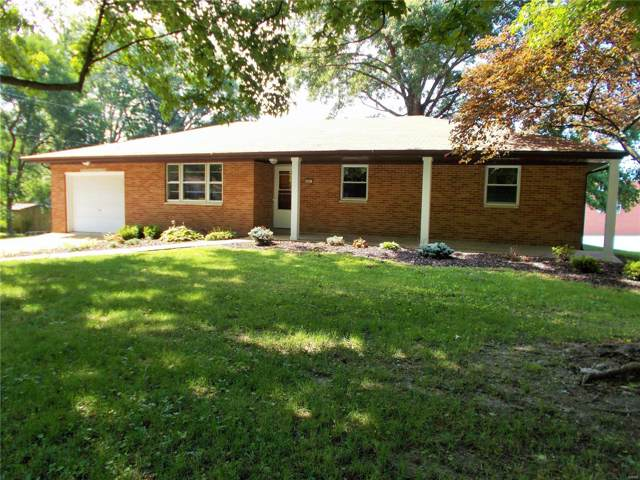 604 Clover, Lebanon, IL 62254 (#19048920) :: The Becky O'Neill Power Home Selling Team