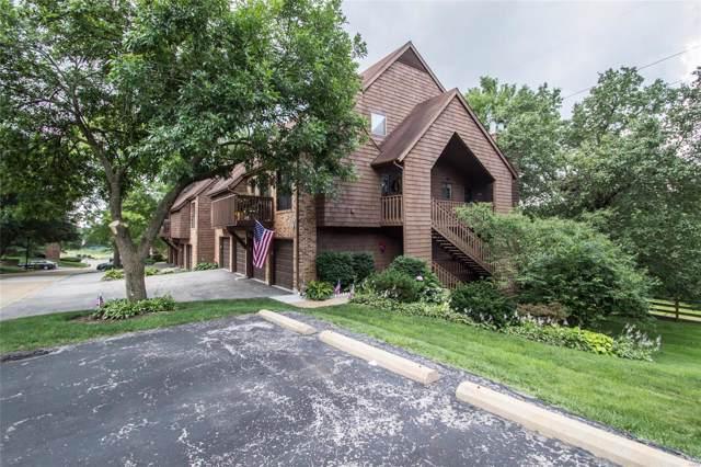 5139 Hollow Wood Court C, St Louis, MO 63128 (#19048961) :: Peter Lu Team