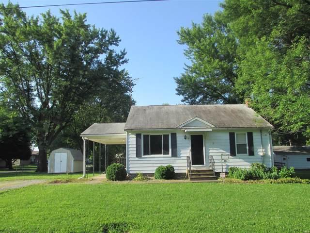 508 E Keys, Marissa, IL 62257 (#19049018) :: Clarity Street Realty
