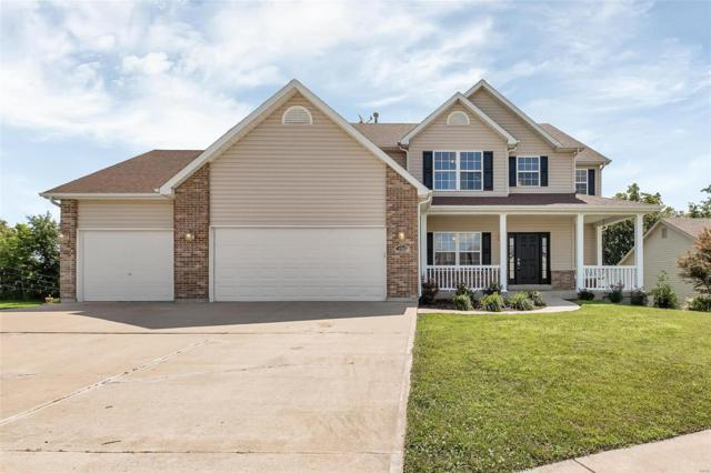 222 Red Leaf Way, Wright City, MO 63390 (#19049125) :: Peter Lu Team