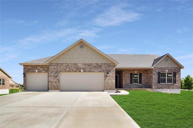 440 Carr Creek Drive, Columbia, IL 62236 (#19049149) :: Fusion Realty, LLC