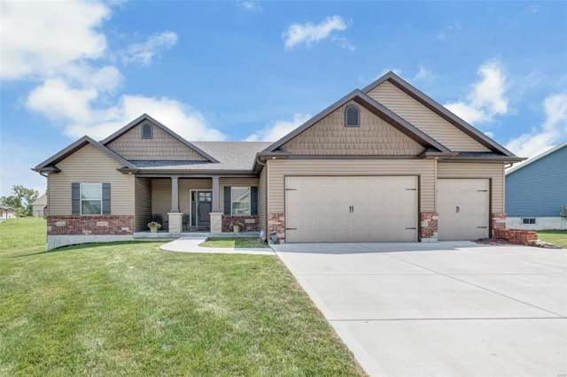 70 Keystone Drive, Old Monroe, MO 63369 (#19049219) :: The Becky O'Neill Power Home Selling Team