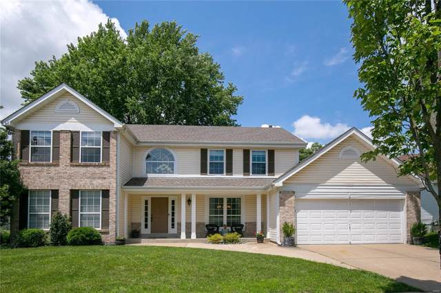 16735 Deveronne Circle, Chesterfield, MO 63005 (#19049263) :: The Kathy Helbig Group