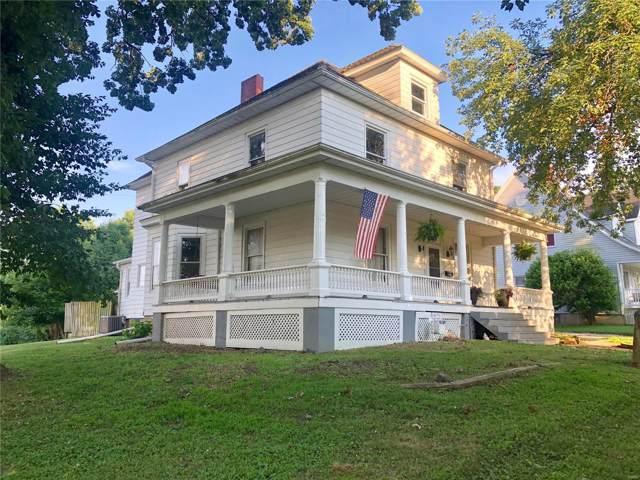 811 Jefferson Street, Hillsboro, IL 62049 (#19049299) :: RE/MAX Vision