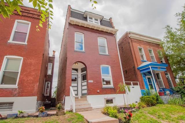 3334 Oregon Avenue, St Louis, MO 63118 (#19049313) :: Hartmann Realtors Inc.