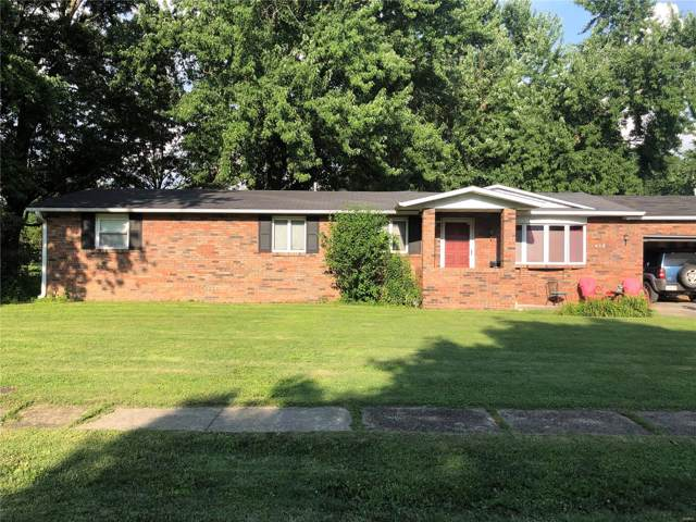 405 Harrington, CARLINVILLE, IL 62626 (#19049402) :: St. Louis Finest Homes Realty Group