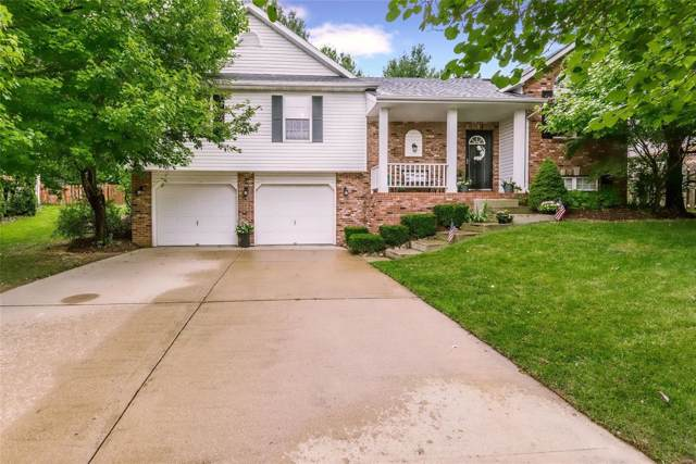 2704 Stone Valley Drive, Maryville, IL 62062 (#19049499) :: St. Louis Finest Homes Realty Group
