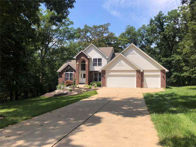 3667 Backwoods Hill Court, Defiance, MO 63341 (#19049582) :: The Becky O'Neill Power Home Selling Team