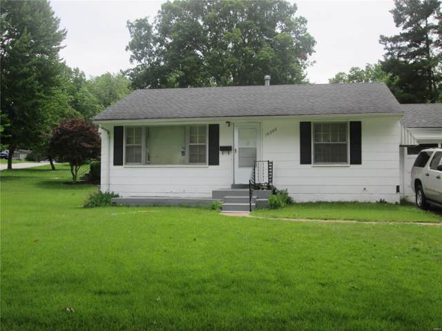 10366 Ashbrook, St Louis, MO 63137 (#19049630) :: Clarity Street Realty