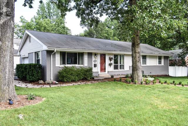 1004 S Elm Avenue, Webster Groves, MO 63119 (#19049632) :: Clarity Street Realty