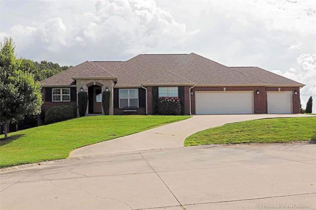 116 Stone Hill, Cape Girardeau, MO 63701 (#19049658) :: The Becky O'Neill Power Home Selling Team