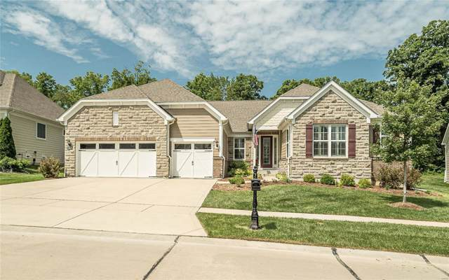 676 Savannah View Way, Chesterfield, MO 63017 (#19049689) :: Holden Realty Group - RE/MAX Preferred