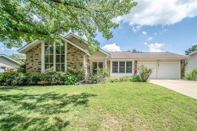 15414 Country Ridge Drive, Chesterfield, MO 63017 (#19049696) :: Clarity Street Realty