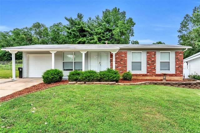 12014 La Padera Lane, Florissant, MO 63033 (#19049745) :: The Becky O'Neill Power Home Selling Team
