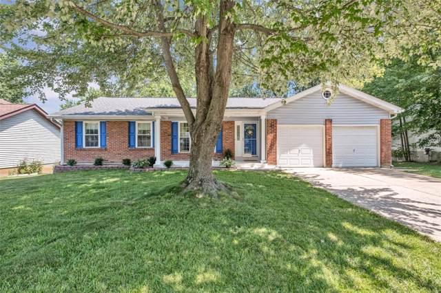 1314 Blue Ridge Drive, Saint Peters, MO 63376 (#19049848) :: The Becky O'Neill Power Home Selling Team