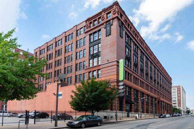 1520 Washington Avenue #513, St Louis, MO 63103 (#19049873) :: Holden Realty Group - RE/MAX Preferred